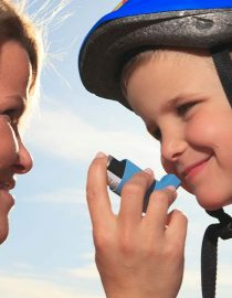 Child With Asthma: A Parent's Guide to Caring for an Asthmatic Child