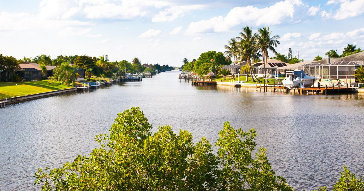 Cape Coral, Florida - the easiest place to breathe with asthma